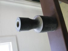 Rubber Stake